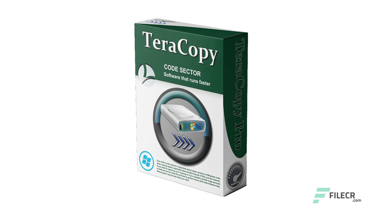 تحميل برنامج TeraCopy Pro 3.5 RC برابط مباشر
