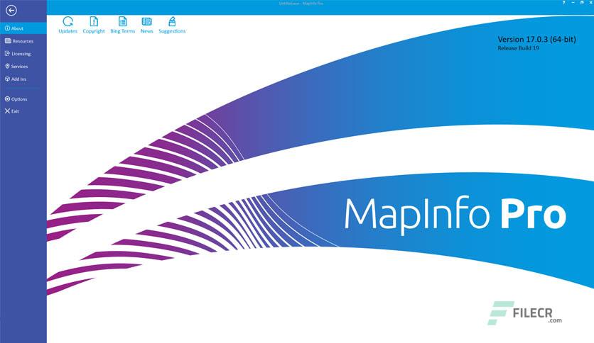 تحميل برنامج MapInfo Pro 17.0.3 Build 19 برابط مباشر